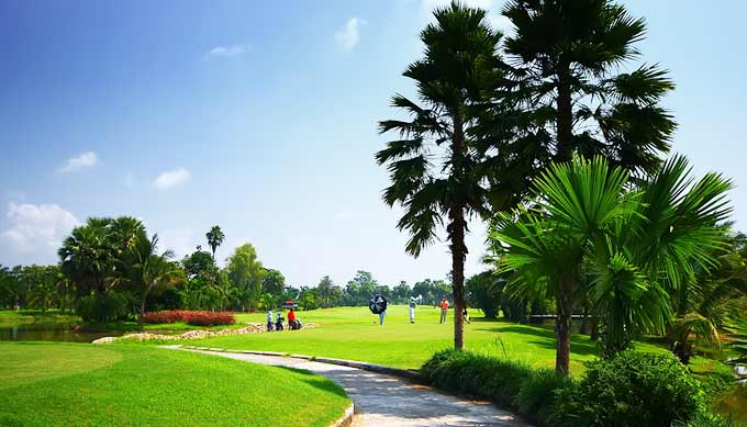 Summit Green Valley Chiangmai Country Club