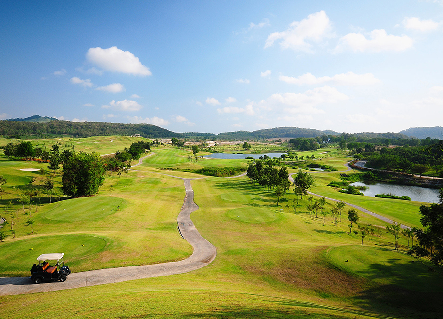 Thailand Silky Oak Country Club