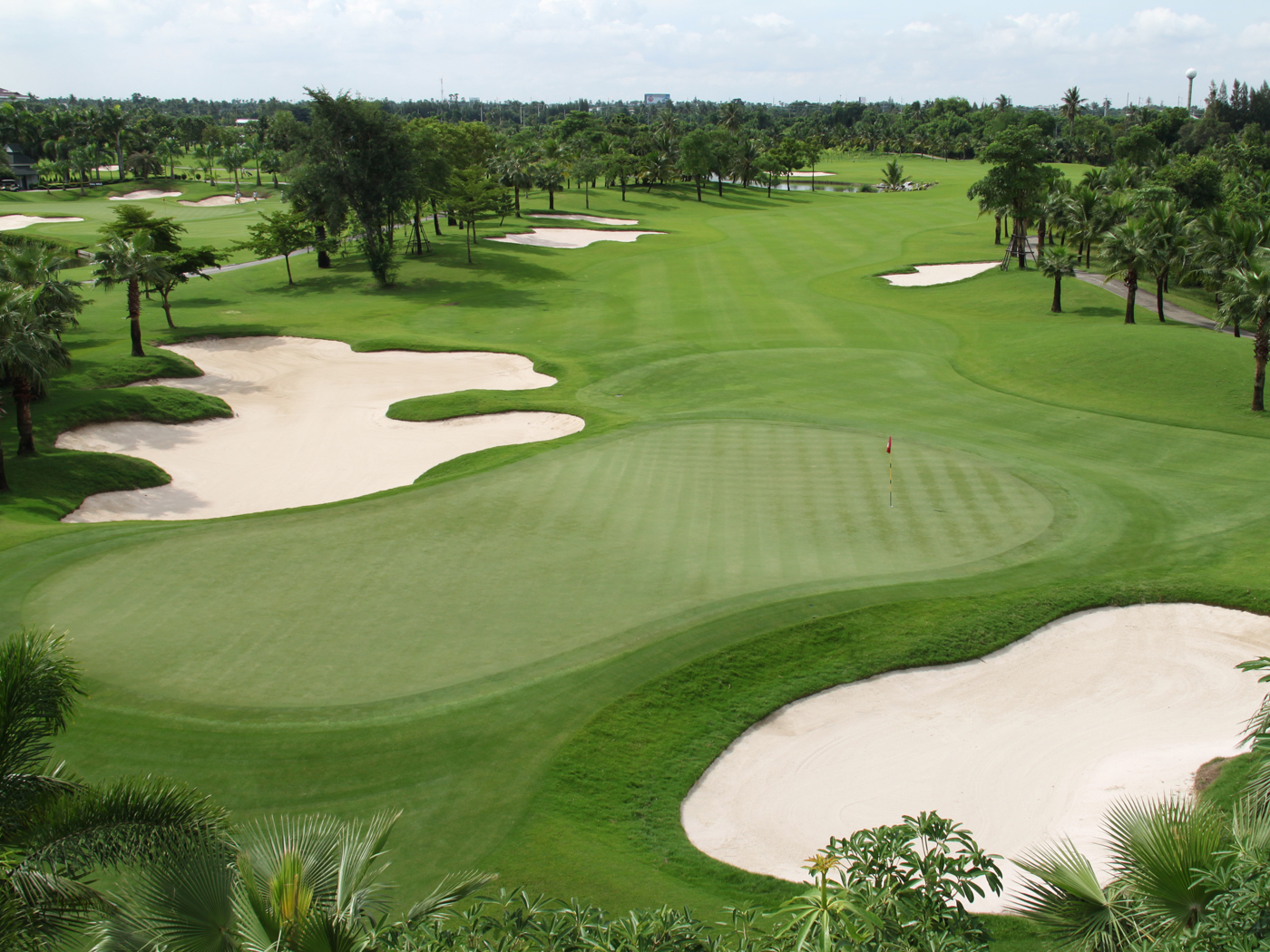 Thailand Laem Chabang International Country Club
