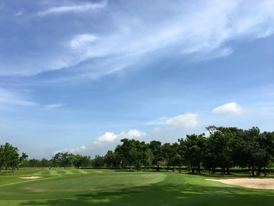 Thailand Green Valley Country Club