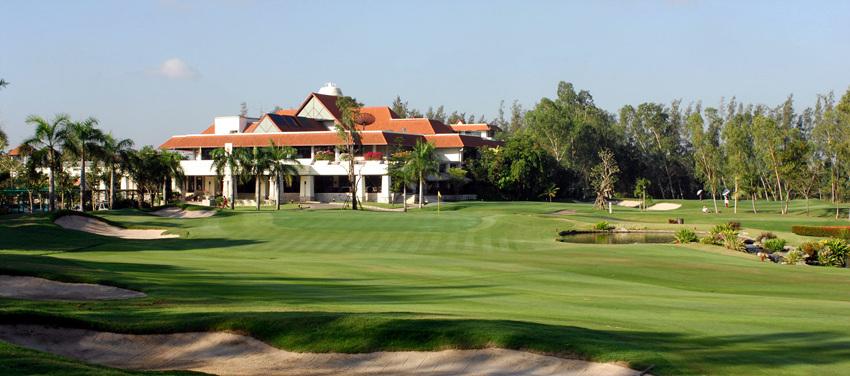 Thailand Muang Kaew Golf Course
