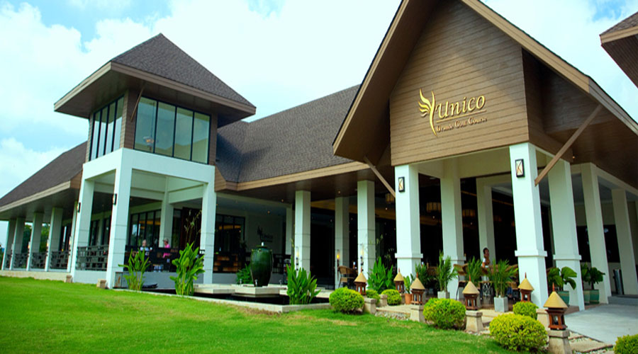 Thailand Unico Grande Golf Course