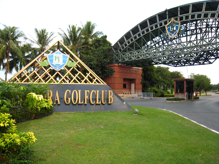 Thailand Panya Indra Golf Course