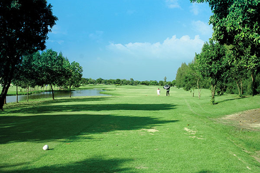 Thailand Pine Golf & Lodge