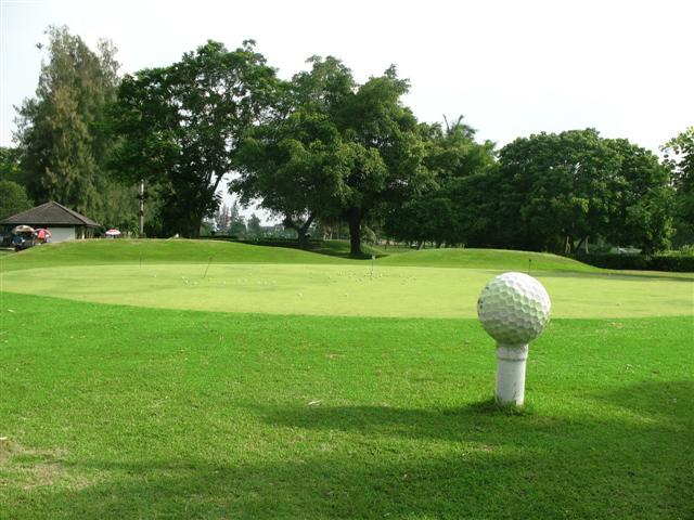 Thailand Muang Ake Golf Course