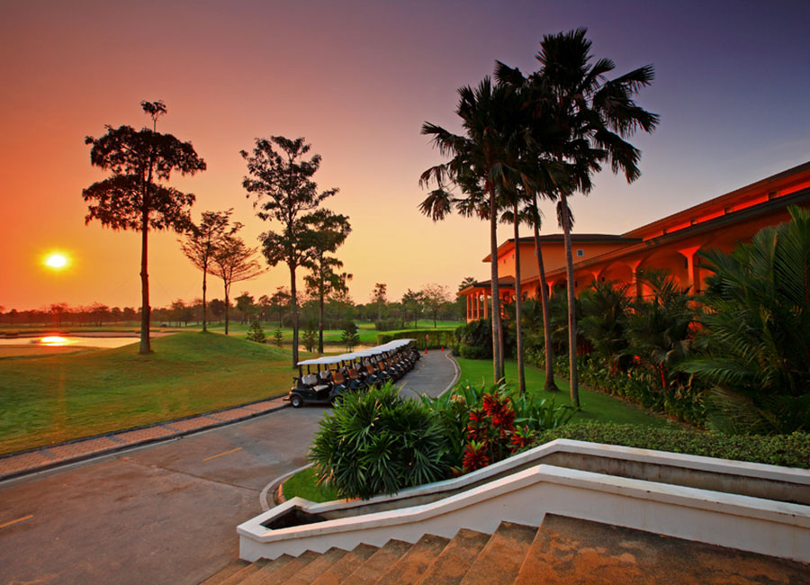 Thailand Cascata Golf Club