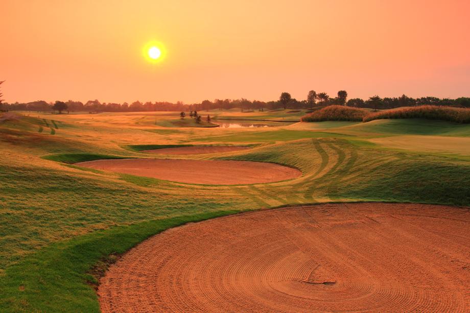 Thailand Cascata Golf Club