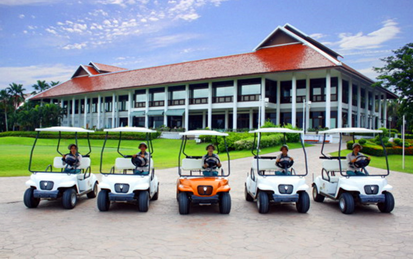 Thailand Pinehurst Golf and Country Club