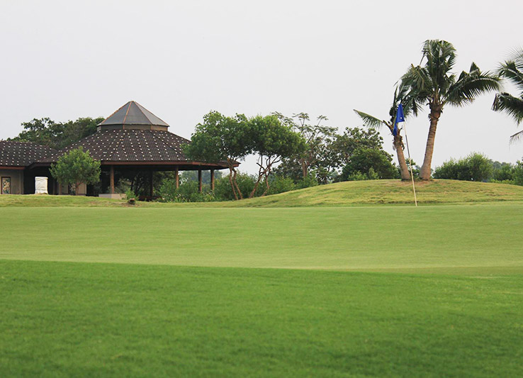 Thailand Best Ocean Golf