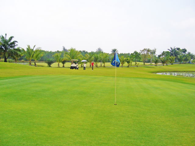 Thailand Wangnoi Prestige Golf and Country Club