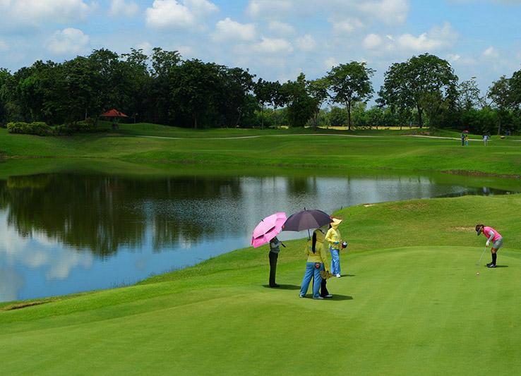 Thailand Bangsai Country Club