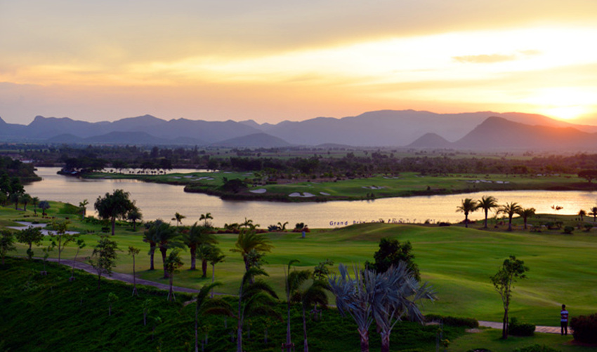 Thailand Grand Prix Golf Club
