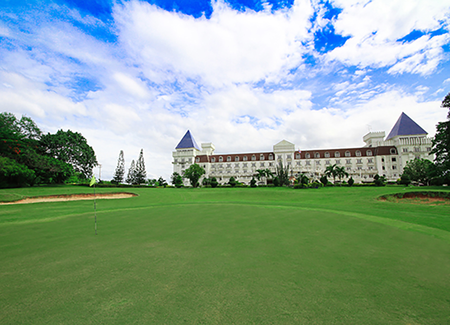 Chom Bueng Hill Ratchaburi Country Club