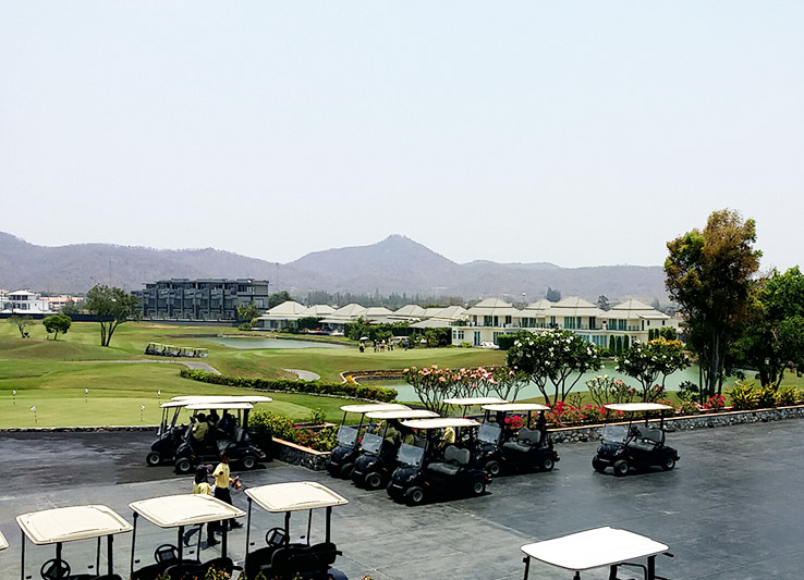 Thailand Black Mountain Golf Club