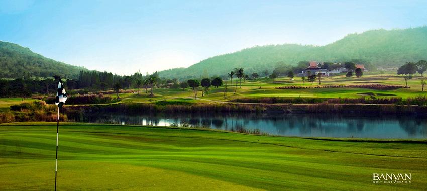 Thailand Banyan Golf Club Hua Hin