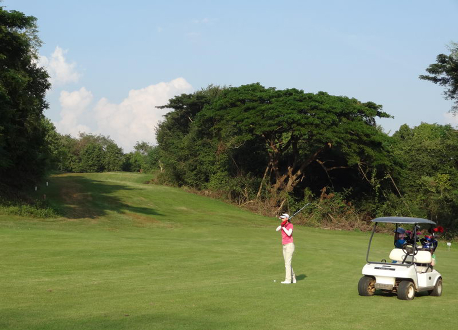 Wiang Kosai Golf Course