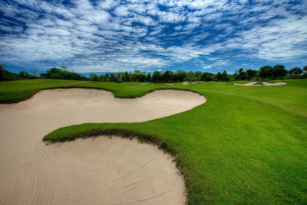 Thailand Siam Country Club  Old Course