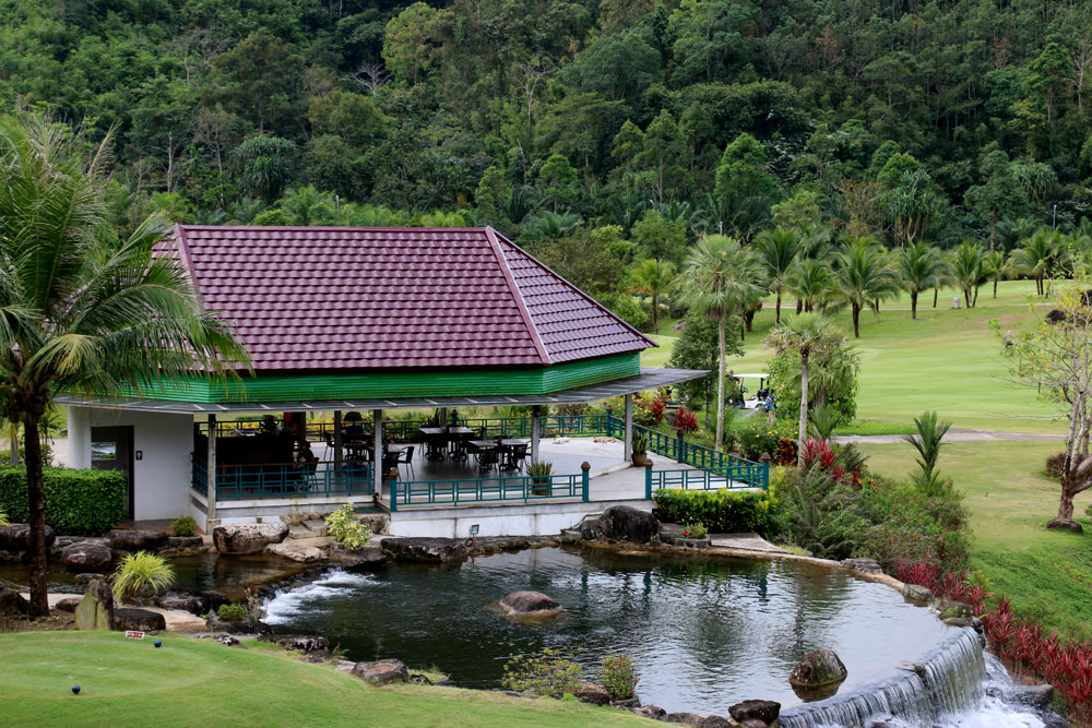 Katathong Golf Resort And Spa