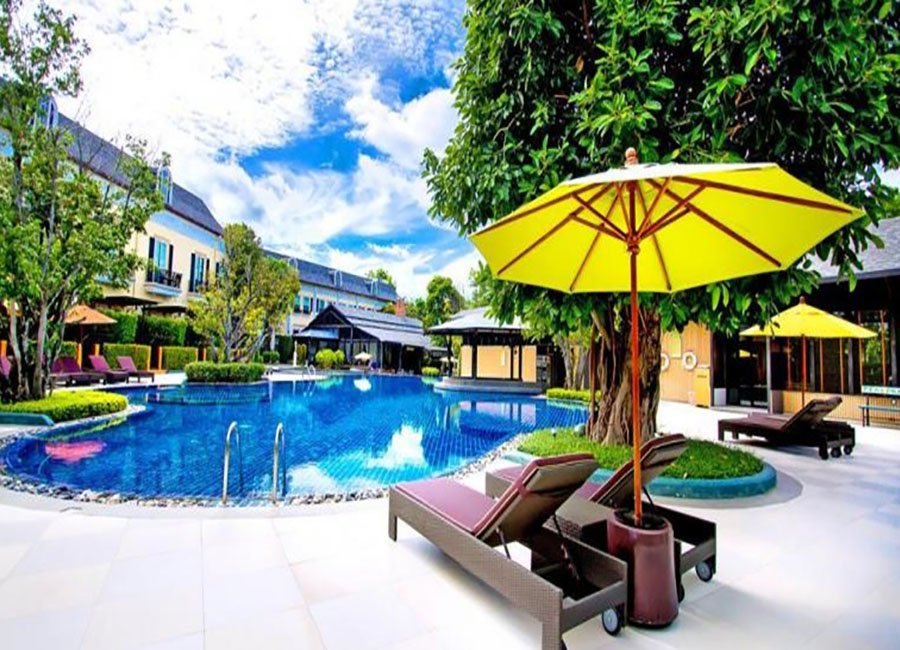 Thailand Rancho Charnvee Resort And Country club