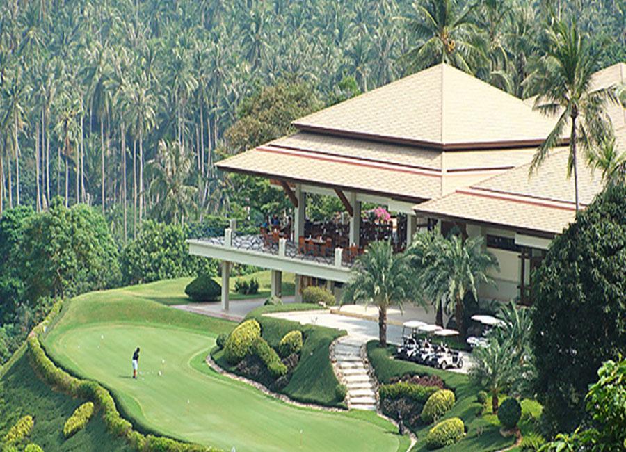 Thailand Santiburi Samui Country Club