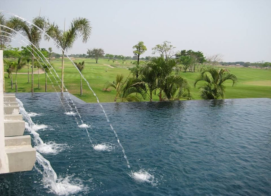 Thailand Uniland Golf And Country Club