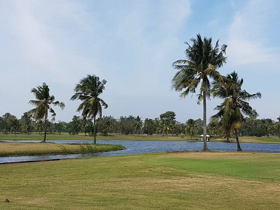 Thailand NCR Country Club Golf & Marina