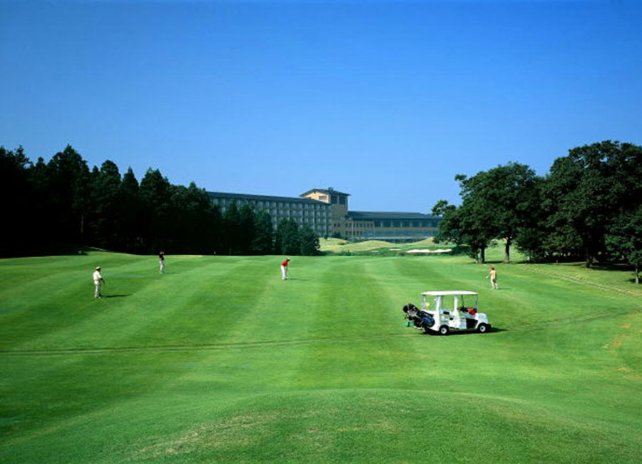 Green World Hot Spring Resort & Golf Club