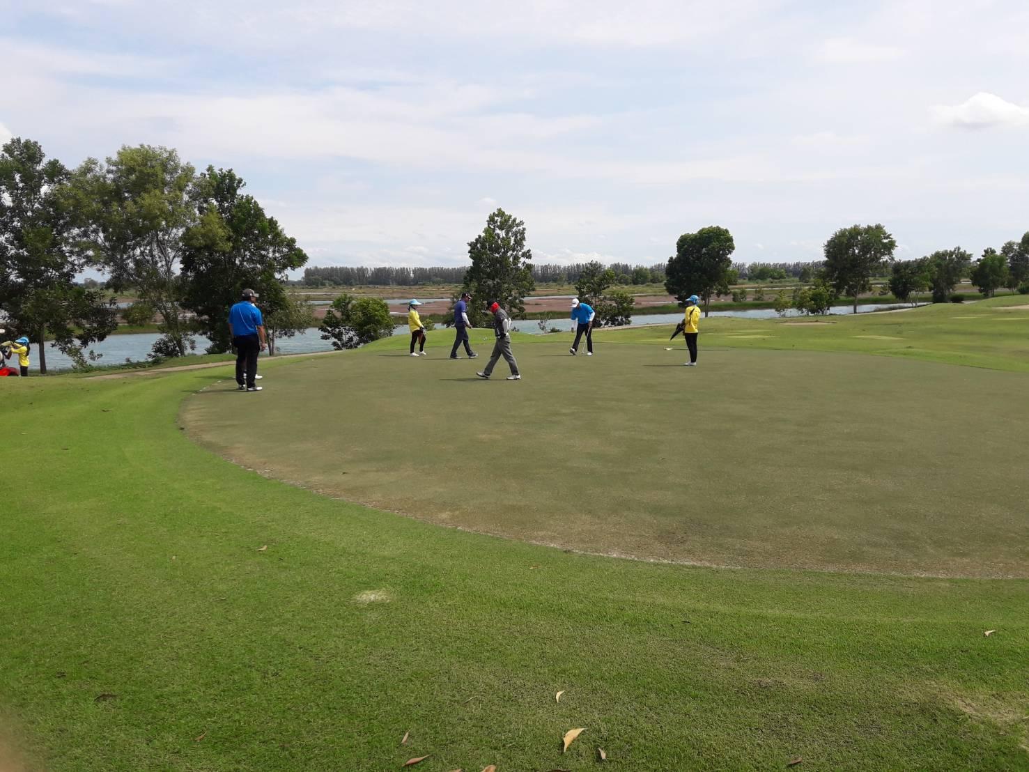 Thailand 331 Golf Club