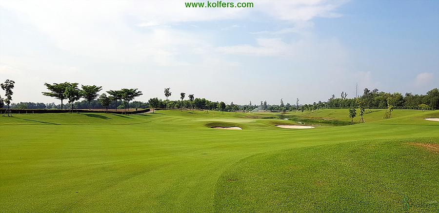 Thailand Royal Bang Pa-In Golf Club