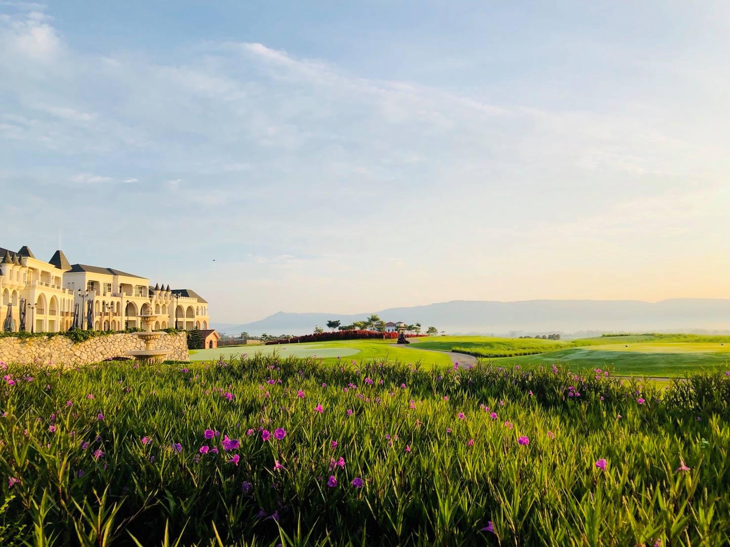 My Ozone Golf Club Khao Yai